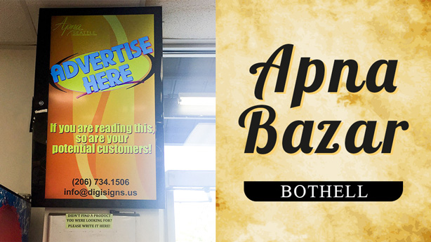 advertise at apna-bazar-bothell