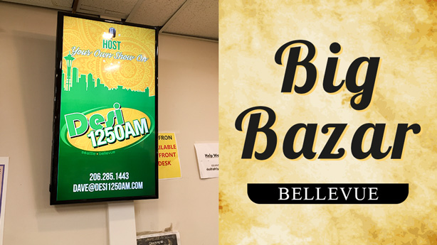 advertise at big-bazar bellevue