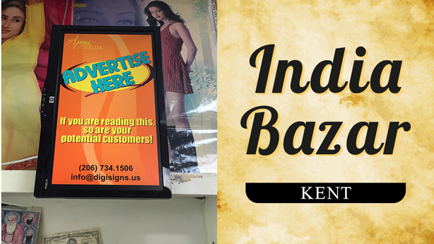 advertise at india-bazar-kent
