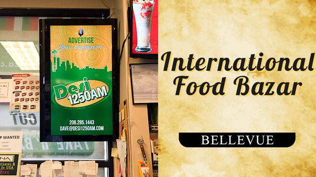 advertise at international-food-bazar-bellevue