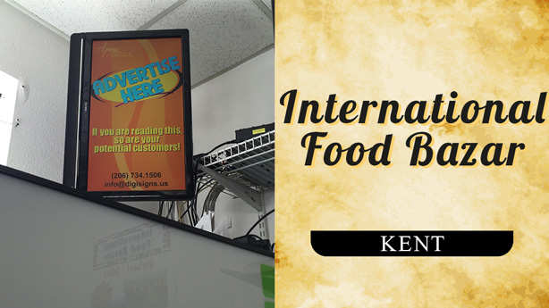 advertise at international-food-bazar-kent