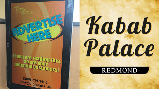 advertise at kabab-palace-redmond