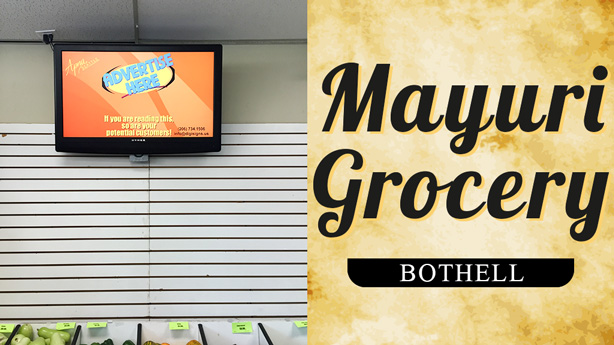 advertise at mayuri-grocery-bothell