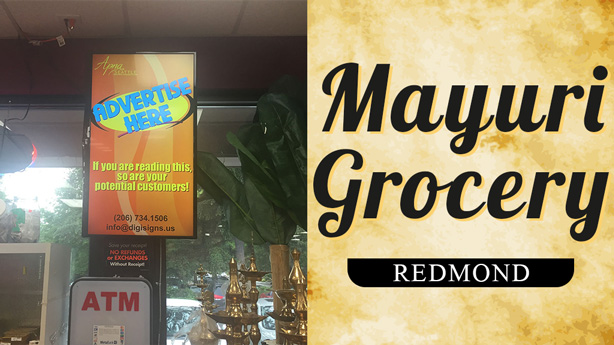 advertise at mayuri-grocery-redmond