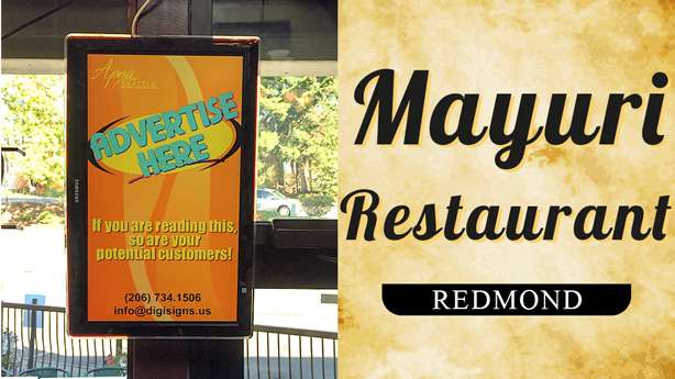 advertise at mayuri-restaurant-redmond