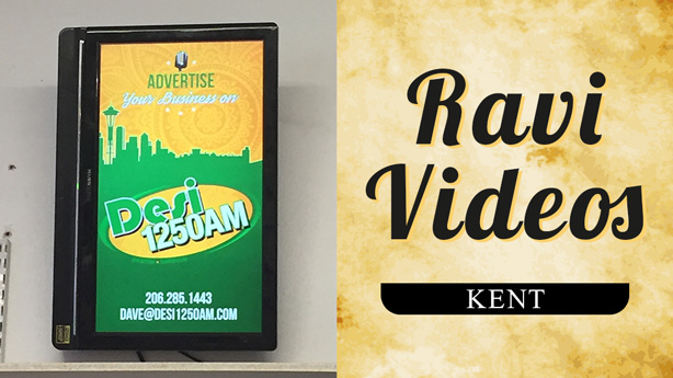 advertise at ravi-videos-kent