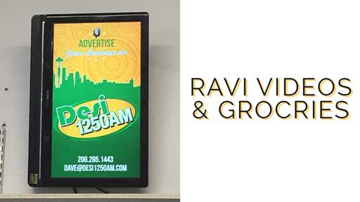 Desi-advertising-at-Ravi-Videos-and-grocery-store-kent