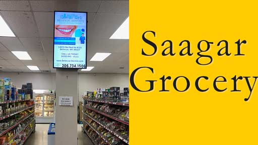 Local-Advertising-Saagar-Grocery-Kirkland